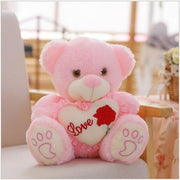 Ours-peluche-veilleuse-couleur-rose