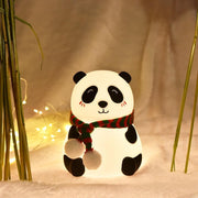 Veilleuse-panda-led-en-silicone-demonstration