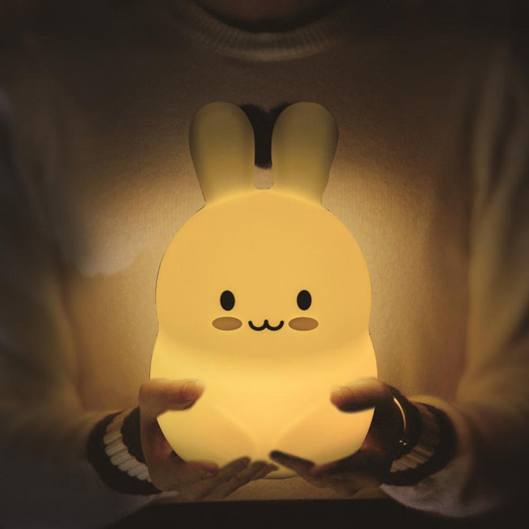 lapin-led-veilleuse-lumiere