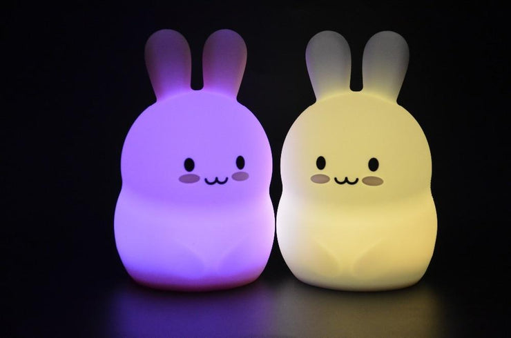 lapin-led-veilleuse-lumieres