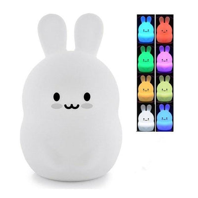 lapin-led-veilleuse-multicolore