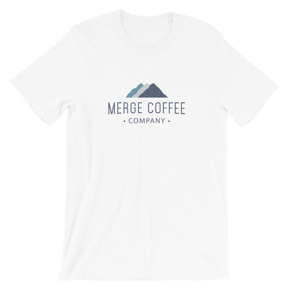 Merge Logo Short-Sleeve Unisex T-Shirt