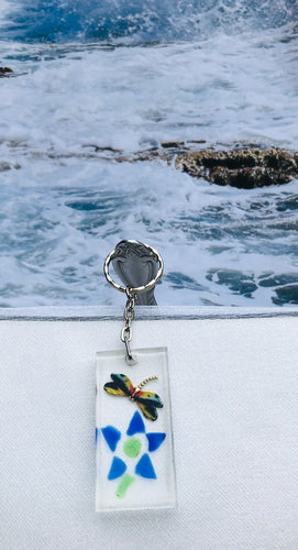 Key Chain - Dragonfly