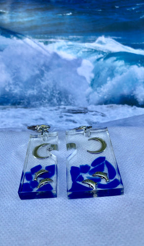 Key chain set - Dolphins