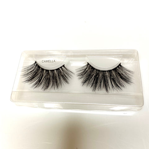 Camella strip eyelashes