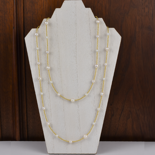 Henrietta Pearl Necklace