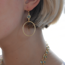 Load image into Gallery viewer, Nataly Crystal Earrings