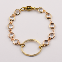 Load image into Gallery viewer, Nataly Crystal Bracelet