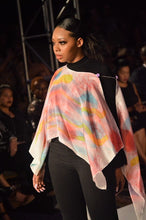 Load image into Gallery viewer, Rio Do Brazil Asymmetrical Poncho