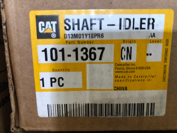 New Caterpillar shaft 1011367 - Yellow Power International