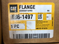New Caterpillar flange 1361497 - Yellow Power International