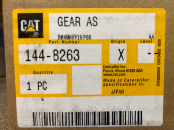 New Caterpillar idler gear 1448263 (7E0274, 1118145) - Yellow Power International