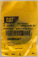 New Caterpillar fuel injector seal-o-ring 2454907 - 5 pieces