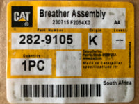 New Caterpillar breather 2829105 (4W3027) - Yellow Power International