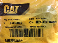 New Caterpillar actuator kit 3508866 - Yellow Power International