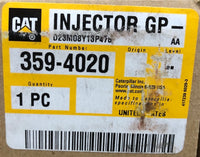 New old stock Caterpillar fuel injector 3594020 (3481819, 20R1301) - Yellow Power International