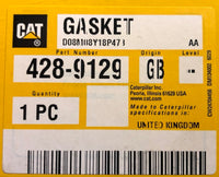 New Caterpillar gasket 4289129 - Yellow Power International