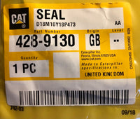 New Caterpillar gasket 4289130 - Yellow Power International
