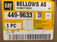 New Caterpillar bellows assembly 4499633 - Yellow Power International