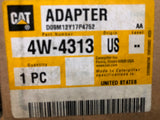 New Caterpillar adapter 4W4313 - Yellow Power International