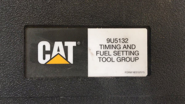 New Caterpillar timing and fuel setting tool group 9U5132 (6V7880, 6V3139) - Yellow Power International
