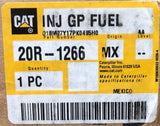 New Caterpillar Reman fuel injector 20R1266 (3920202, 3861757, 2501302) - Yellow Power International