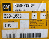 New Caterpillar piston ring 2291632 (1512778, 1445693, 1264413) - Yellow Power International