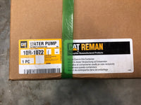New Caterpillar Reman water pump 10R1072 (4243625, 2914311, 2128166, 20R8813) - Yellow Power International