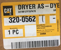 New Caterpillar dryer 3200562 (3200563) - Yellow Power International