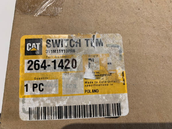New Caterpillar electrical switch 2641420