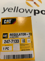 New Caterpillar temperature regulator (thermostat) 2477133