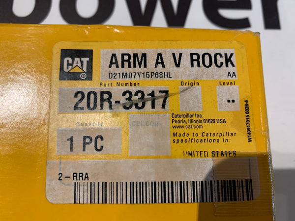 New old stock Caterpillar Reman rocker arm 20R3317