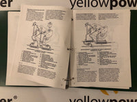 New old stock Caterpillar marine engine application and installation guide in French language LFKM9298 - Yellow Power International