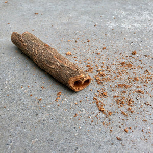 W 021 CINNAMON - NATURAL CASSIA BARK