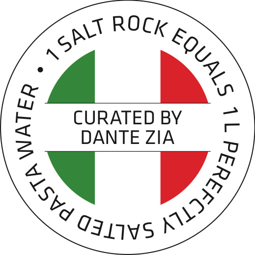 W 019 PASTA SALT - HALIT SALT ROCKS