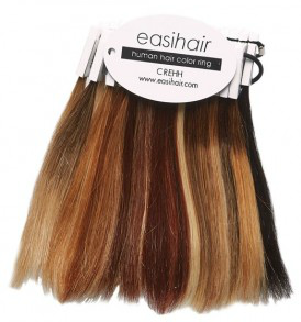 EASI HAIR HUMAN HAIR COLOURS