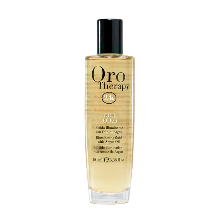 ORO therapy human hair treatment