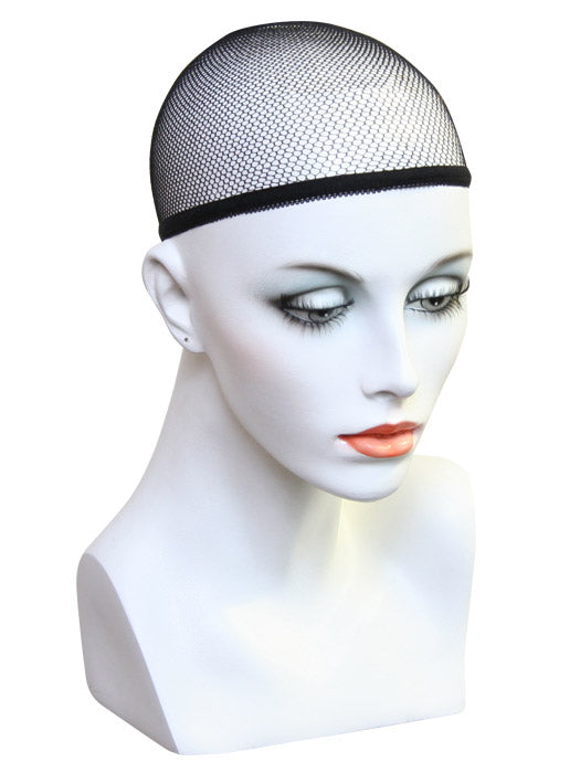 Wig Liner Fishnet Black