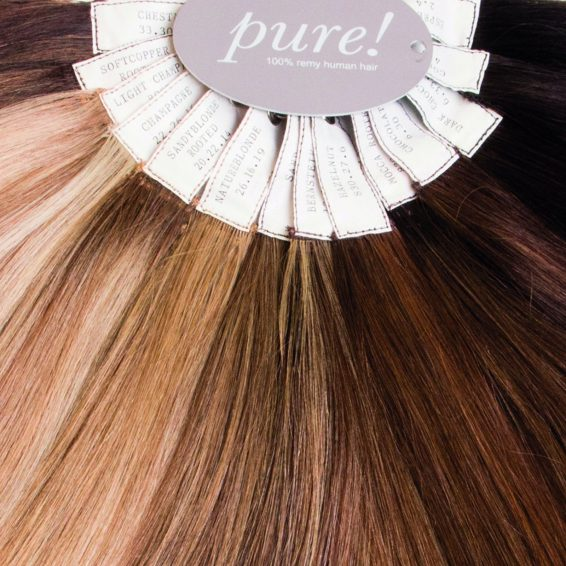 ELLEN WILLE HUMAN HAIR COLOURS
