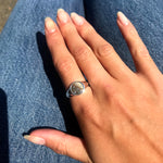 silver constellation ring - seolgold
