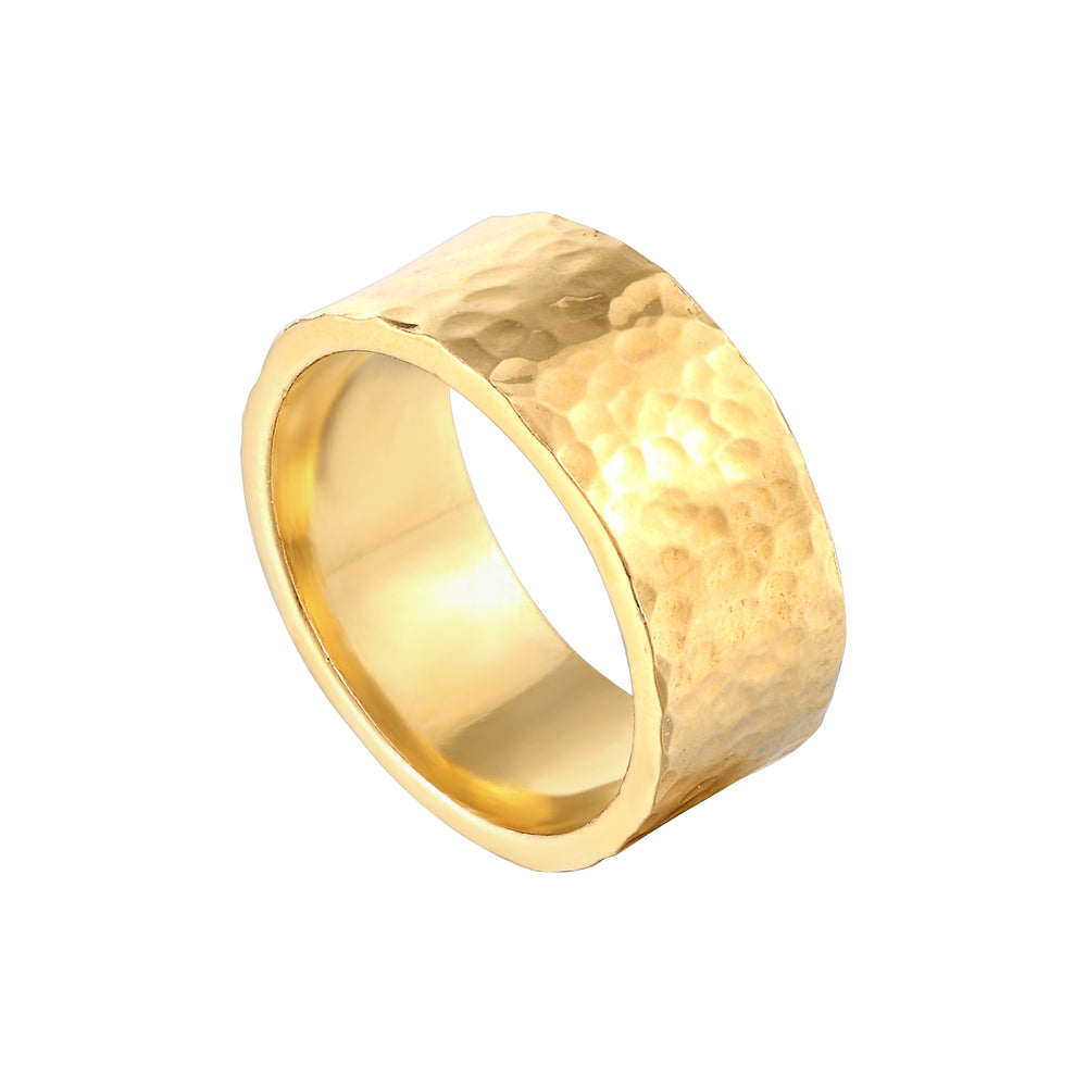 plain cigar band - seol-gold
