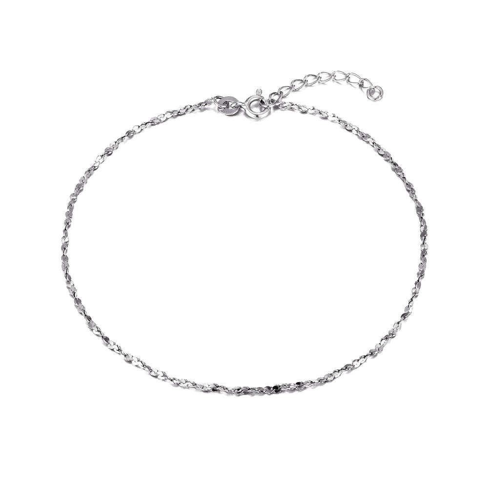 Twisted Serpentine Anklet