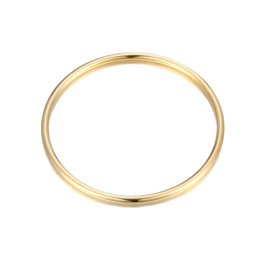 gold bangle - seolgold