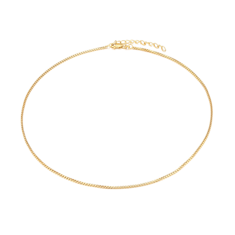 gold box Chain - seol-gold