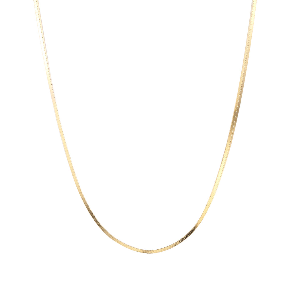 Square Snake Chain - seol-gold