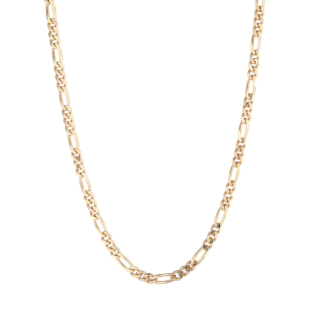 Figaro necklace - seol-gold