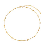 chain necklace - seol gold