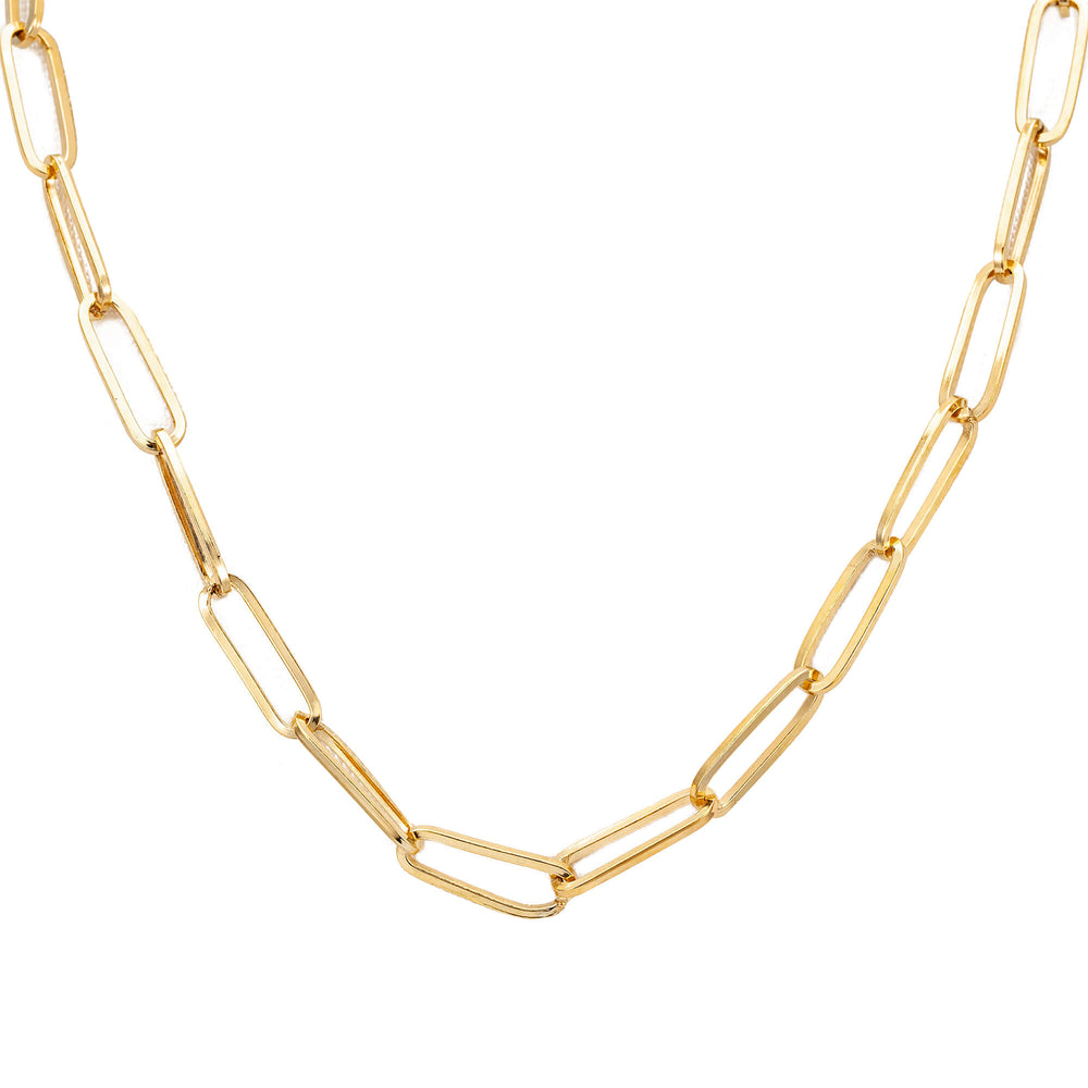 cable chain - seol gold