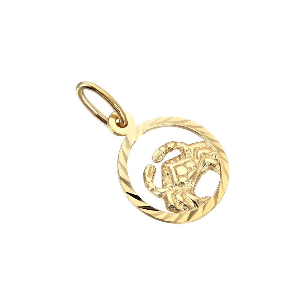 Zodiac Sign Pendant