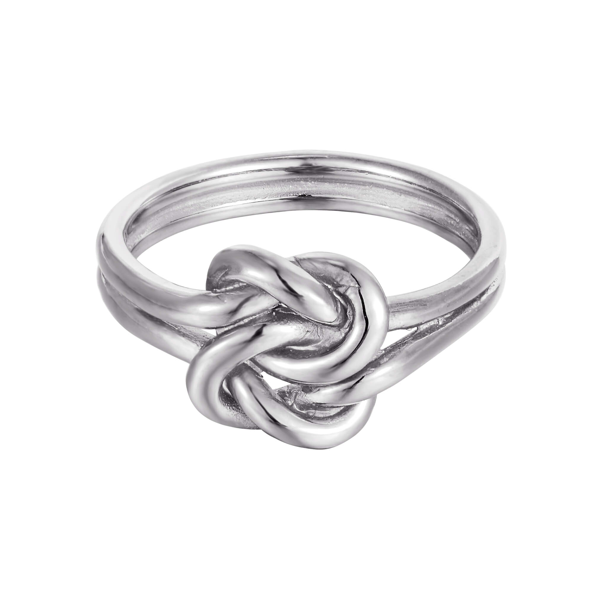 Twisted Knot Ring Seol Gold